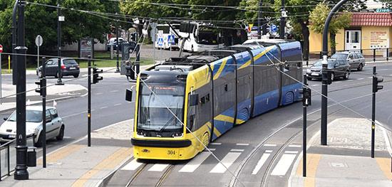 Trams spare parts