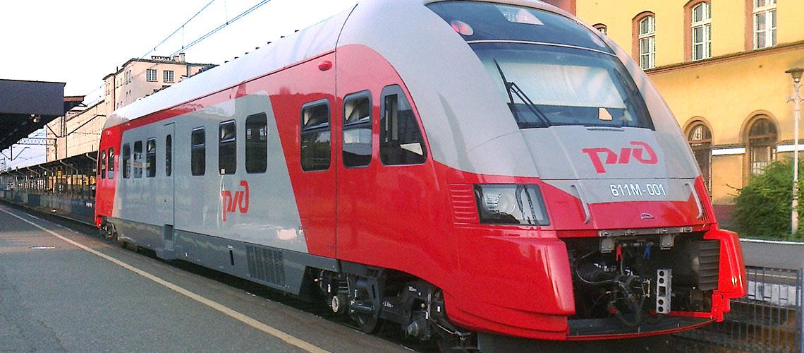 Ersatz- und Verschleißteile für Schienen-Fahrzeuge