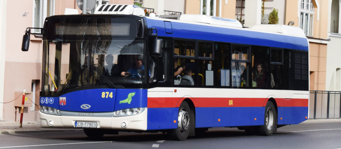 Ersatzkomponente fur Busse und LKW's